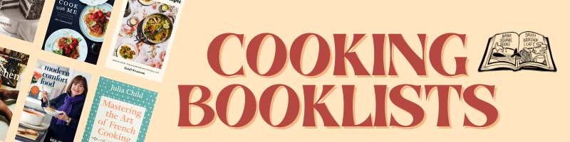 Cooking Booklists