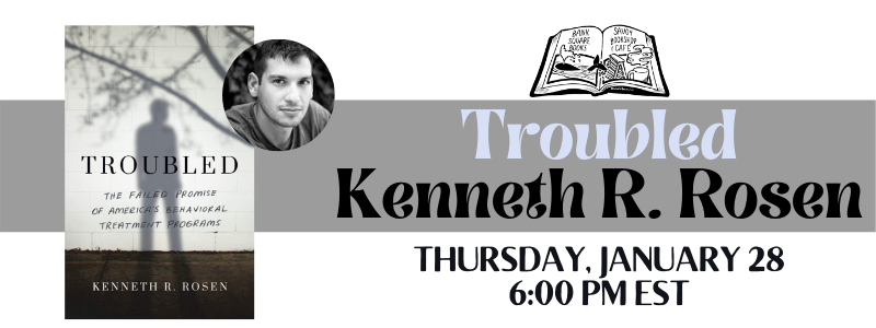 Kenneth Rosen Event Banner